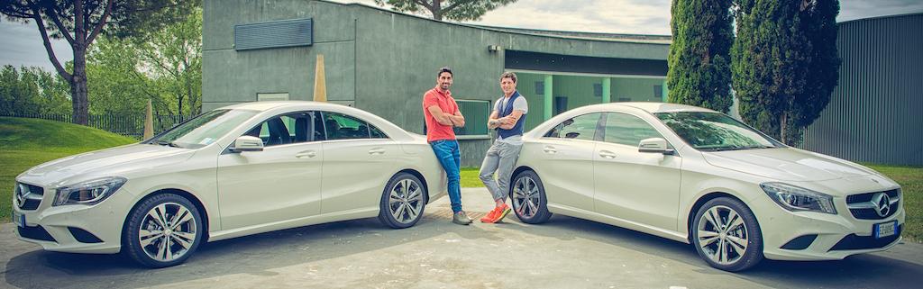 Filippo magnini e aldo montano veri e propri brand for Mercedes benz brand ambassador