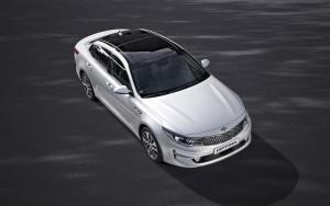 New Kia Optima - exterior #2