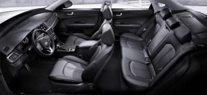 New Kia Optima - interior #1-2