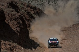 AUTO - CHINA SILK ROAD RALLY 2015