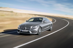 Mercedes-Benz C-Klasse Coupé (C 205) 2015 Mercedes-Benz C-Class Coupé (C 205) 2015