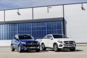 Mercedes-Benz GLE (W 166 und C 292) 2015