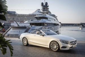 Filmdreh/Making Of Mercedes-Benz S-Klasse Cabriolet Monaco 2015