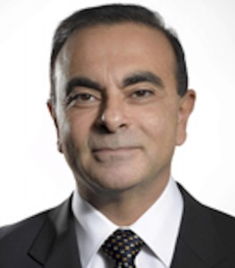 Abm 13-2 Renault Carlos Ghosn