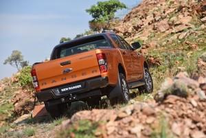 Abm 27-2 Ford Ranger Test Drive 14