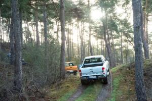 Abm 27-2 Ford Ranger Test Drive 5