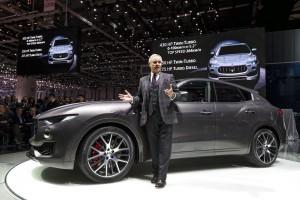 Maserati Levante unveil (1)