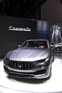 Maserati Levante unveil (2)