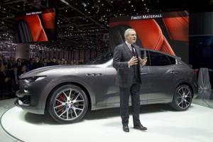 Maserati Levante unveil (5)