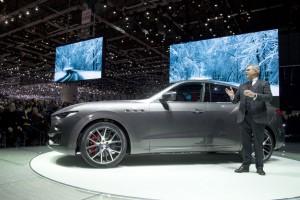 Maserati Levante unveil (6)