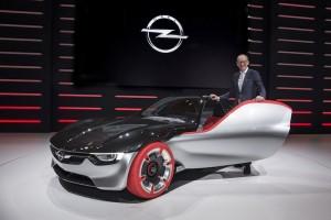 Opel at the Geneva Motor Show