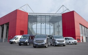 Opel light commercial vehicles (LCD)