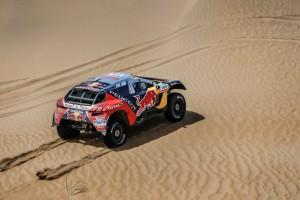 Silk Way Rally - Tappa 14 - 2